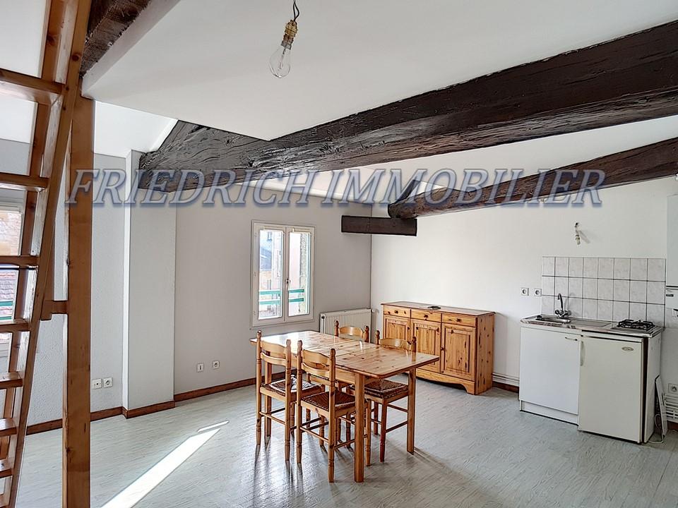 A louer Appartement BAR LE DUC 34m² 1 piéces