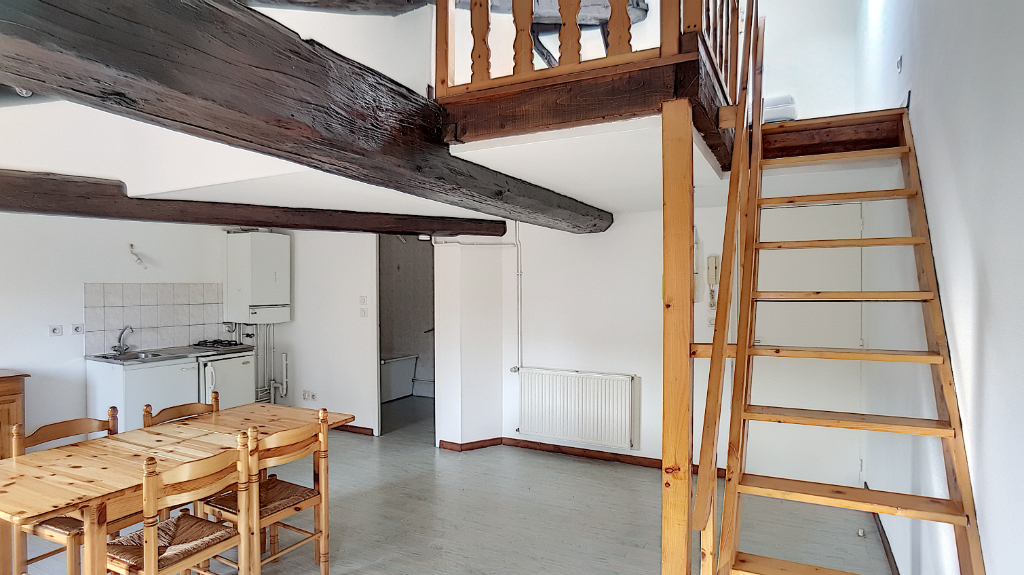 A louer Appartement BAR LE DUC 295 1 piéces