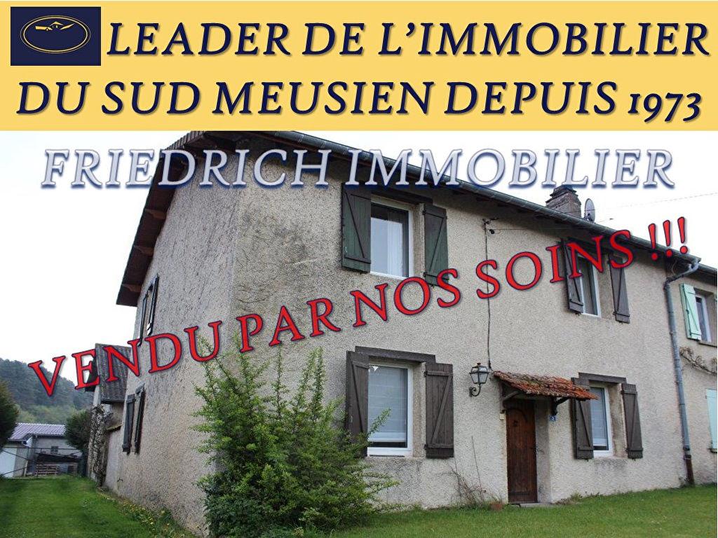A vendre Maison LACROIX SUR MEUSE 6 piéces
