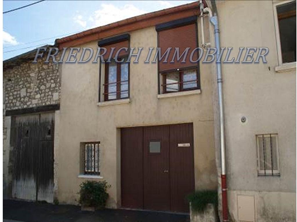 A vendre Maison TRONVILLE EN BARROIS 74m² 38.000