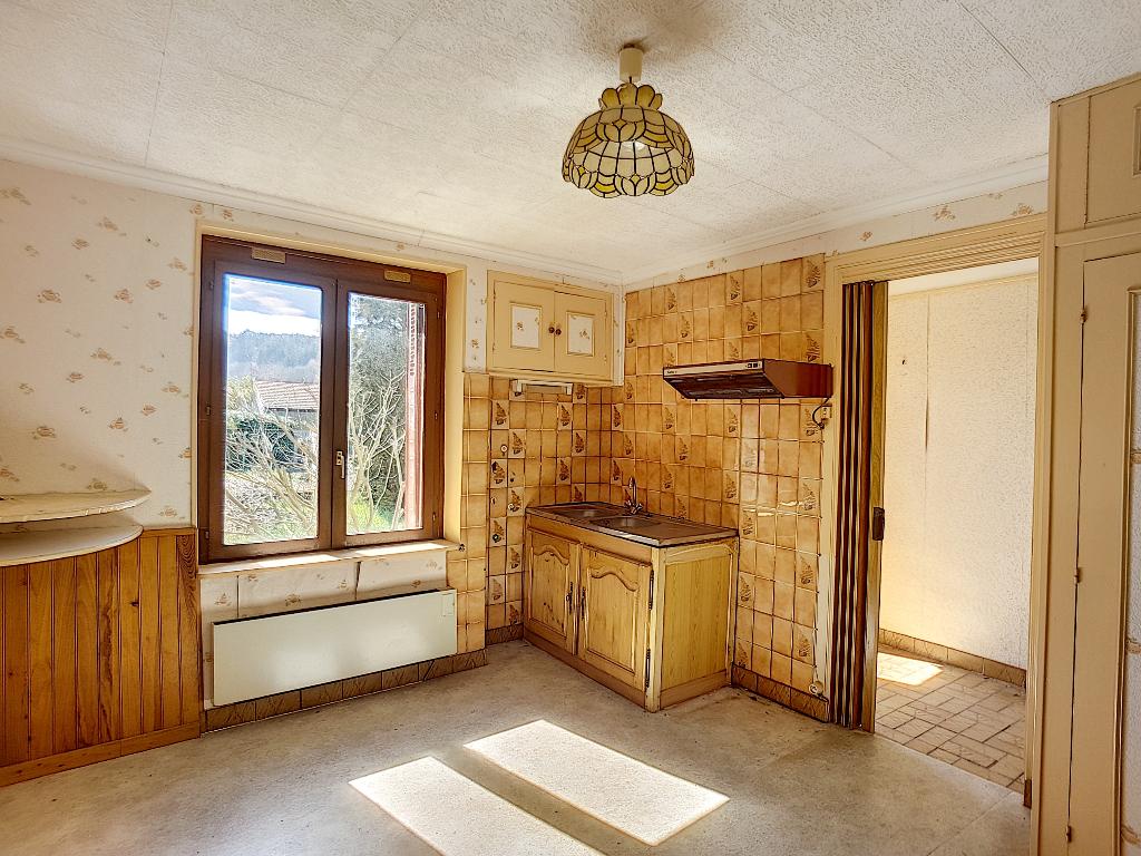 A vendre Maison TRONVILLE EN BARROIS 38.000 4 piéces