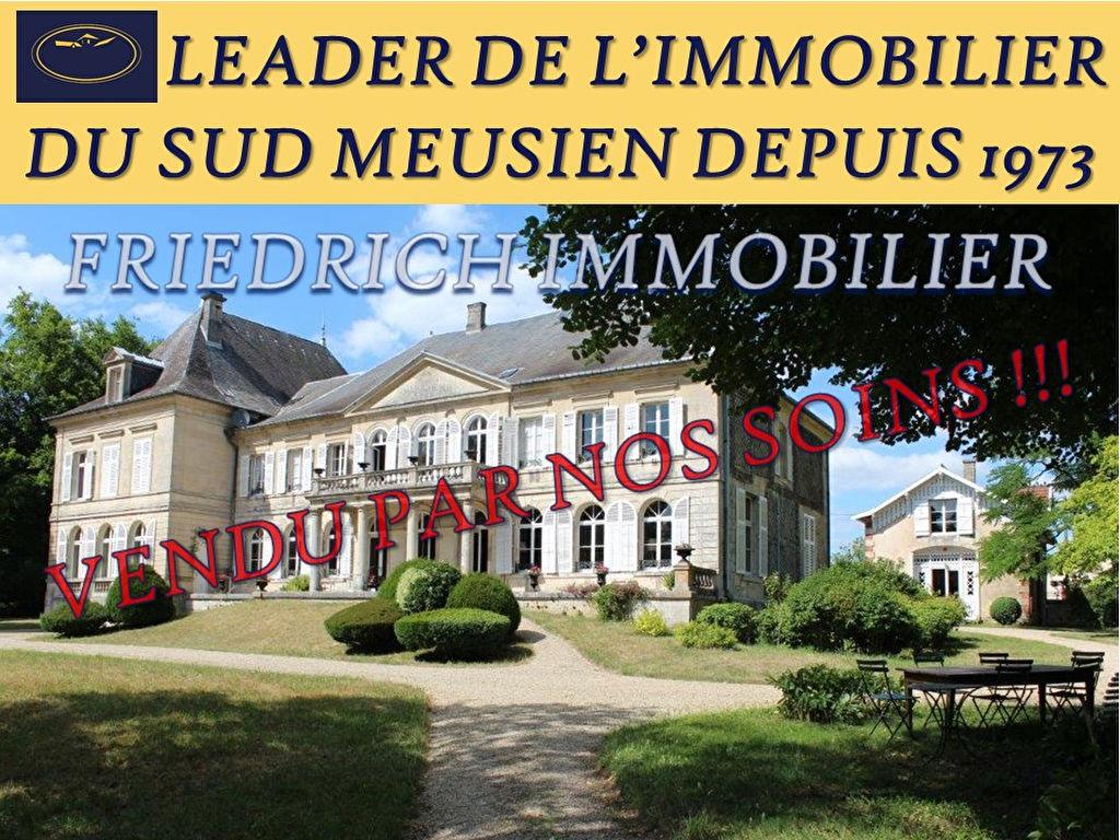 A vendre Chateau BAR LE DUC