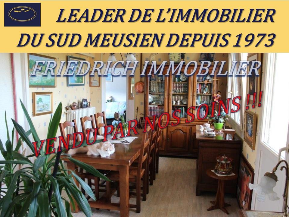 A vendre Appartement LIGNY EN BARROIS 67.85m²
