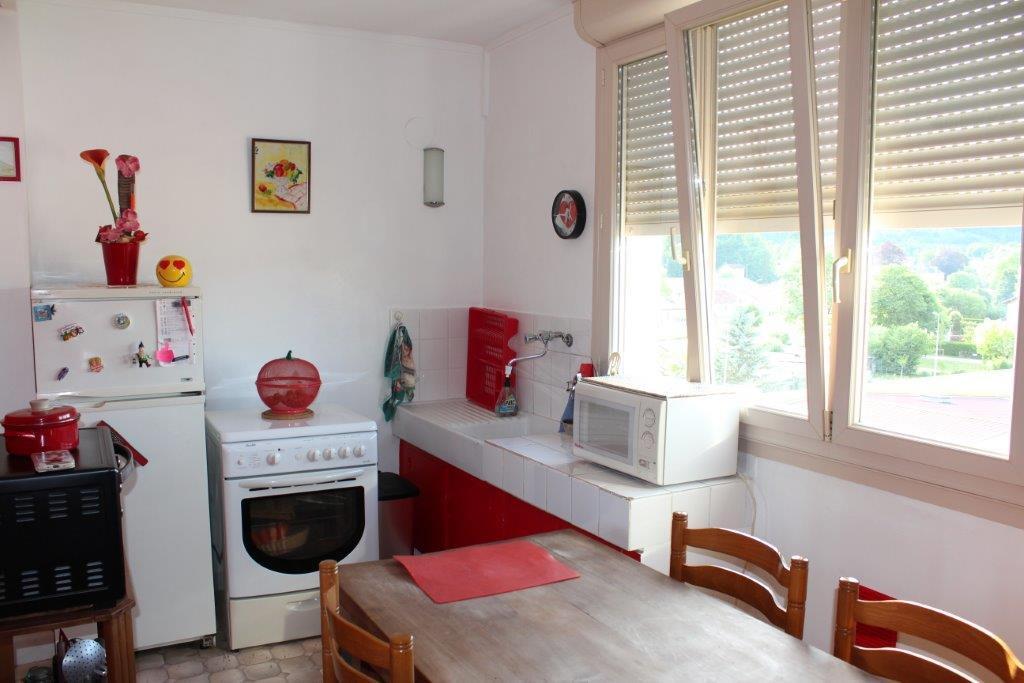 Appartement F3 loué 474,33 €/mois - LIGNY EN BARROIS