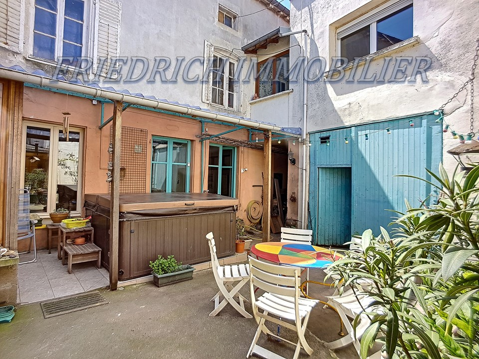 A vendre Maison LIGNY EN BARROIS 292m² 98.000