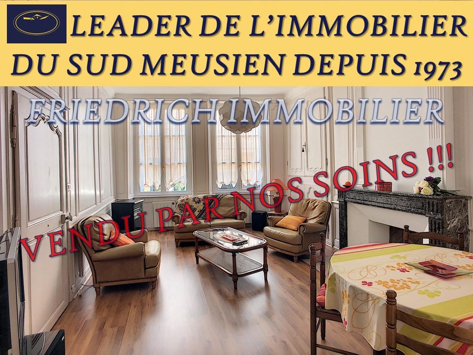 A vendre Maison SAINT MIHIEL 170m² 6 piéces