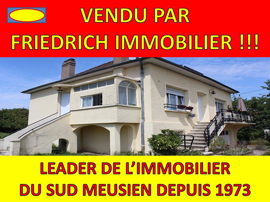 A vendre Maison SAINT-MIHIEL 85m²