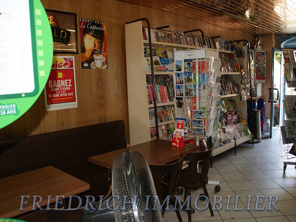 A vendre Fonds de commerce BAR LE DUC 176.000