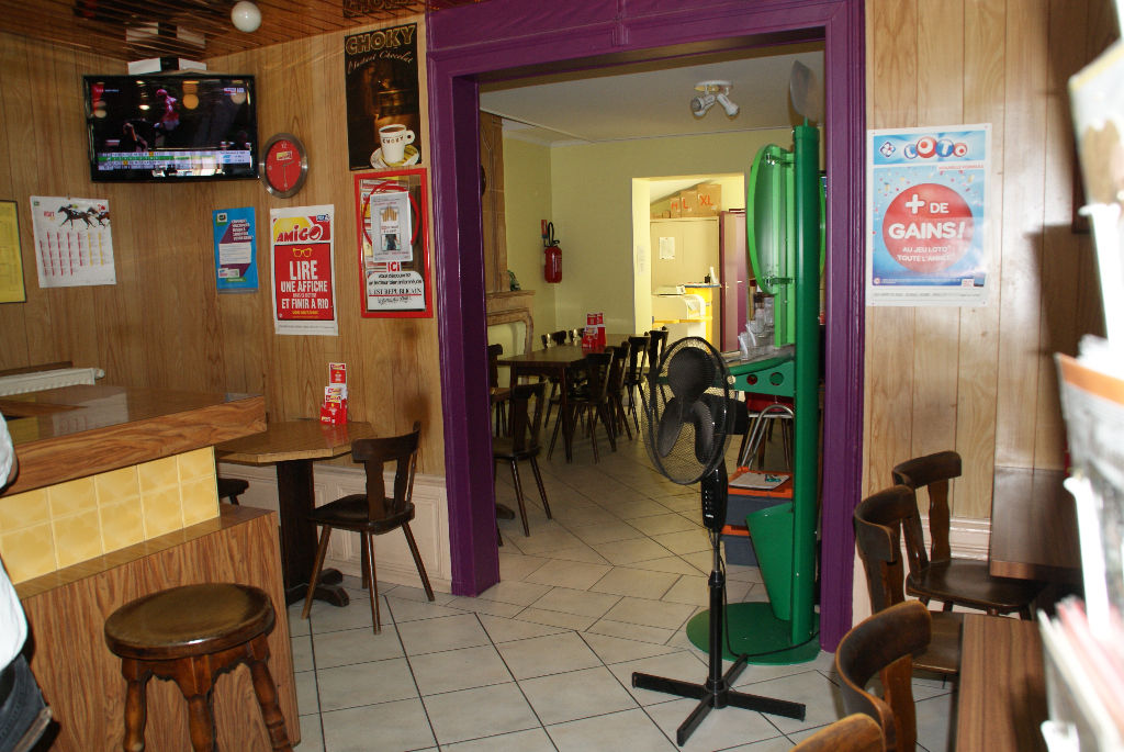 A vendre Fonds de commerce BAR LE DUC 82.5m² 176.000