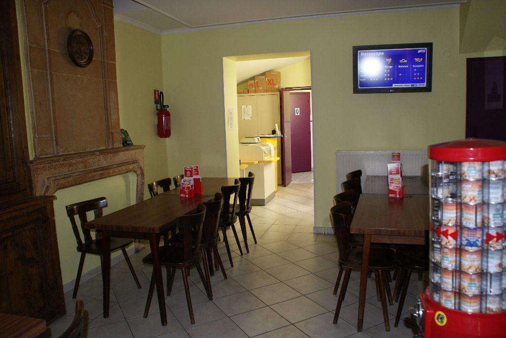 A vendre Fonds de commerce BAR LE DUC