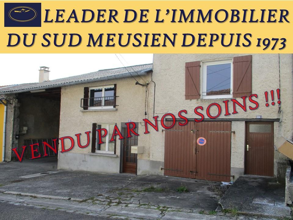 A vendre Maison LEROUVILLE 34.000