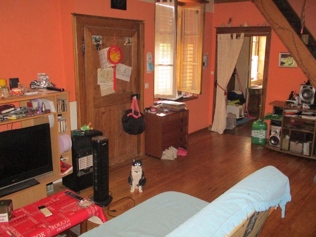 Maison de village habitable - Région STAINVILLE