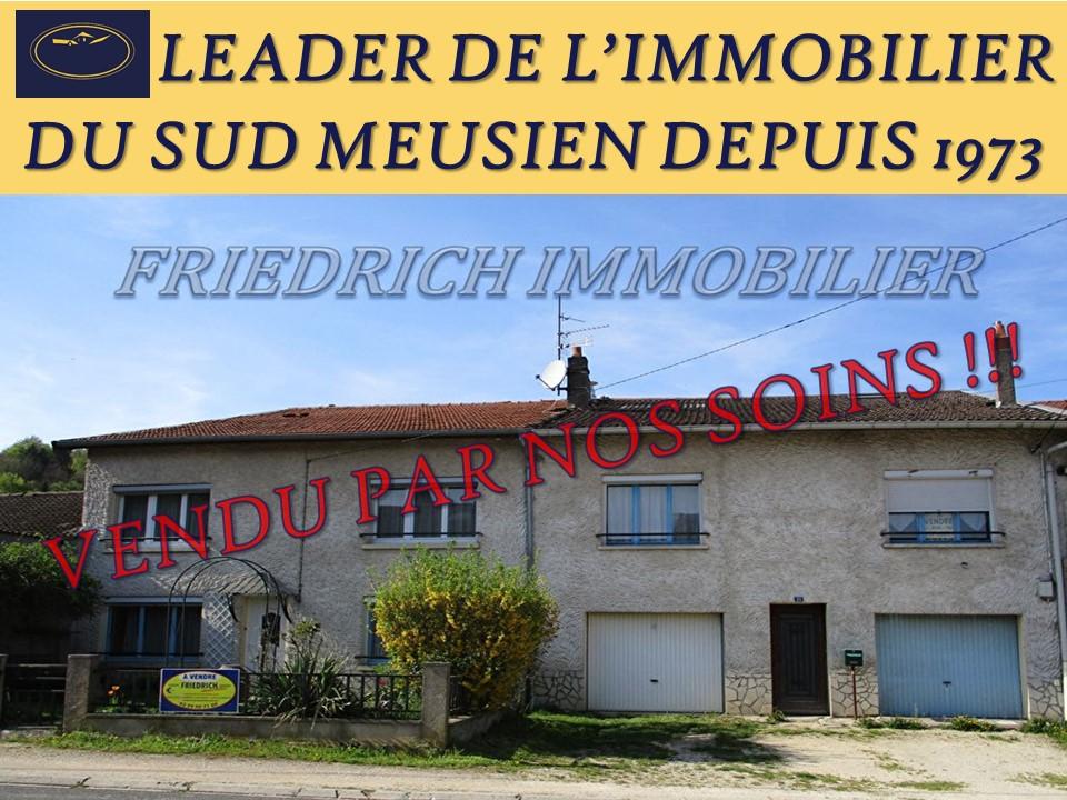 A vendre Maison GEVILLE 291m² 125.000 10 piéces
