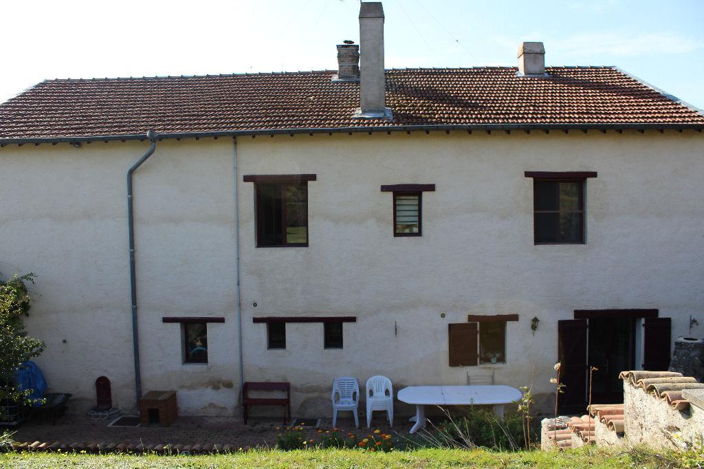 A vendre Maison LACROIX SUR MEUSE 159.000 7 piéces