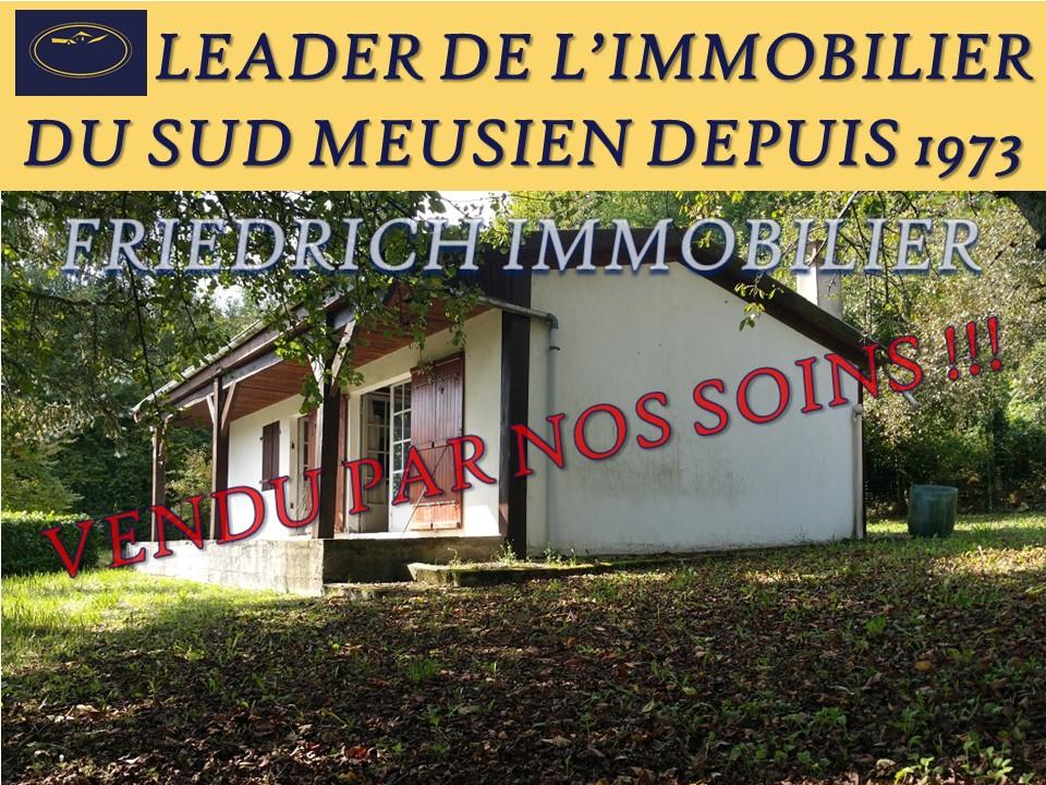MAISONNETTE DE LOISIRS  - Secteur SAINT MIHIEL