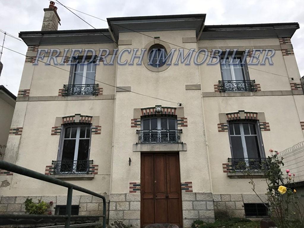 A vendre Maison COMMERCY 128.000 9 piéces