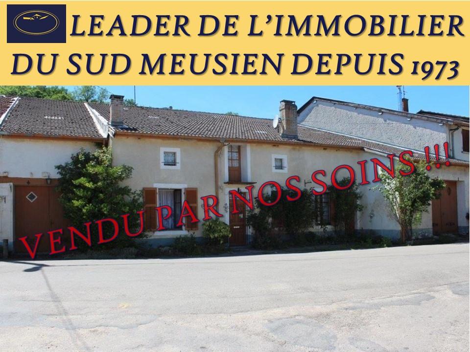 A vendre Maison LIGNY EN BARROIS 34.000