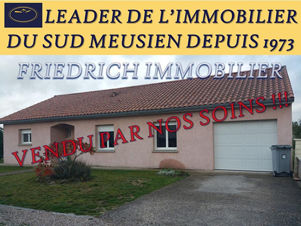 A vendre Maison SAINT-MIHIEL 150.000 5 piéces