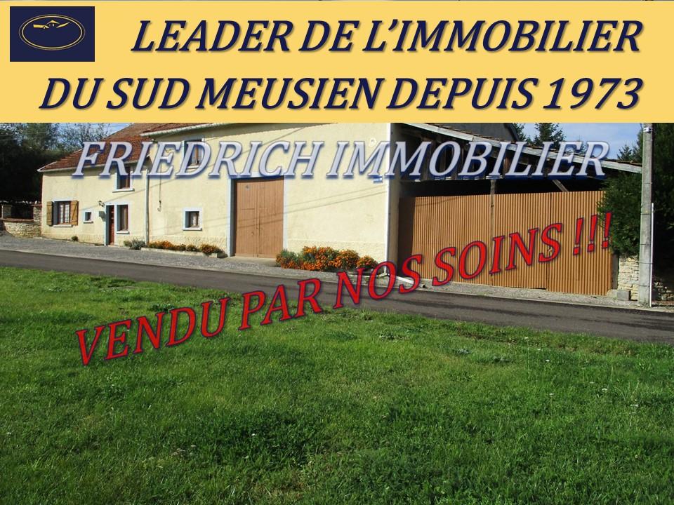 A vendre Maison GONDRECOURT LE CHATEAU 105.000 9 piéces