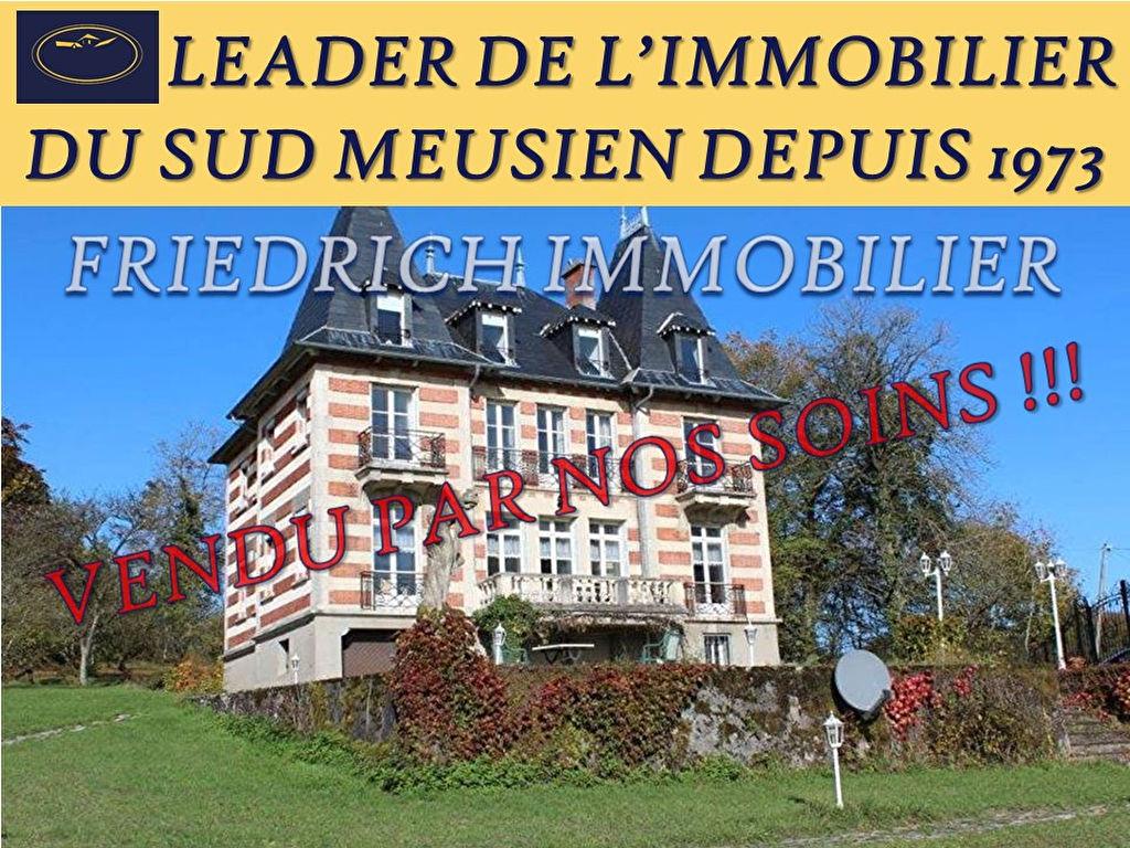 A vendre Chateau BAR LE DUC 271.78m² 11 piéces
