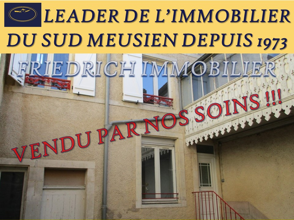 Ensemble immobilier - SAINT-MIHIEL