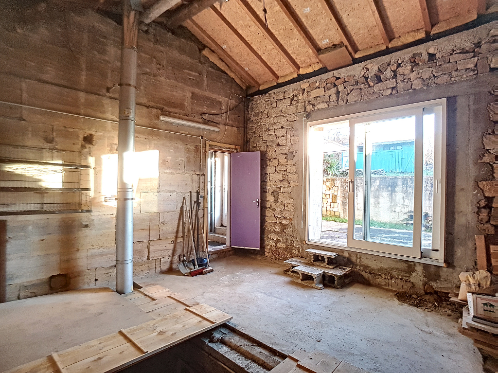 A vendre Maison LISLE EN RIGAULT 70.73m²