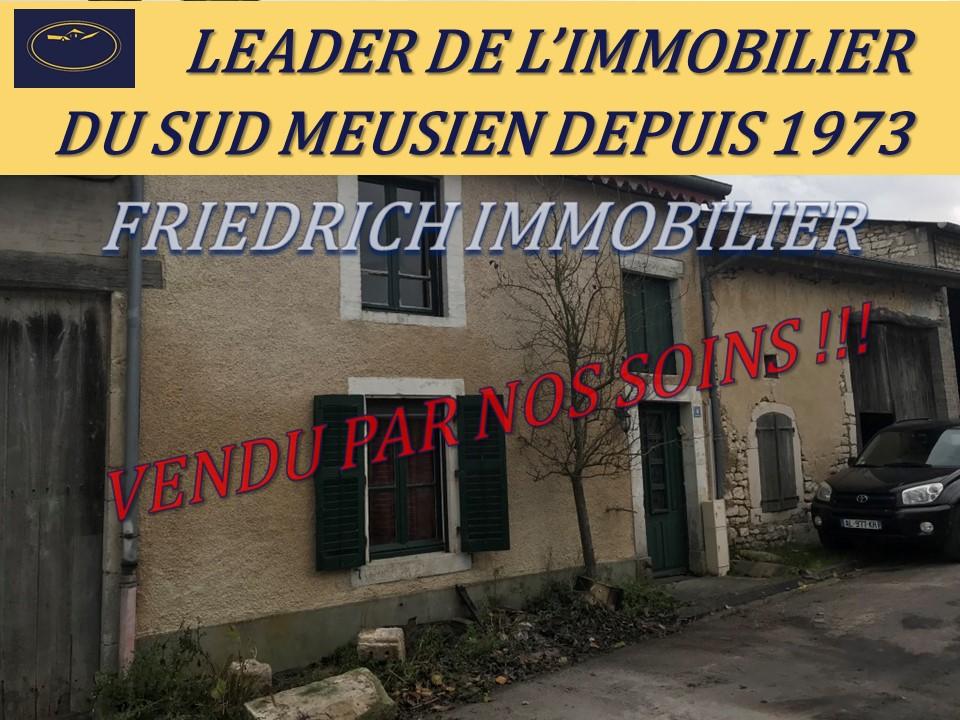 A vendre Maison BOUQUEMONT 80m² 38.500