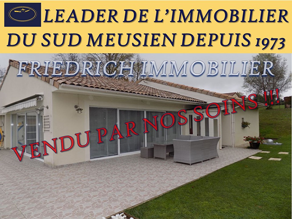 A vendre Maison REVIGNY SUR ORNAIN 138m² 247.000