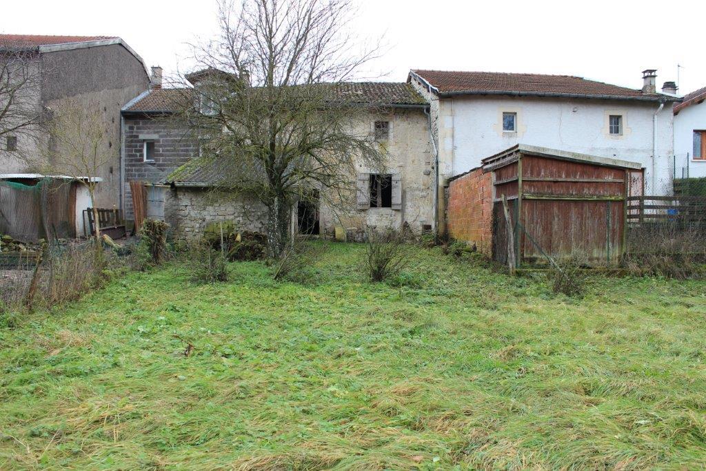 A vendre Maison NANCOIS SUR ORNAIN 55m² 2 piéces