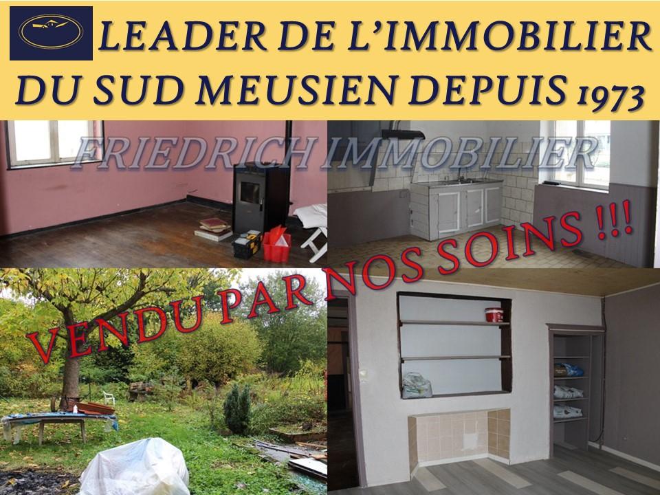 A vendre Maison SAINT MAURICE SOUS LES COTES 140m² 7 piéces