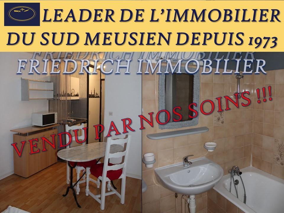 A vendre Appartement LIGNY EN BARROIS 21.000