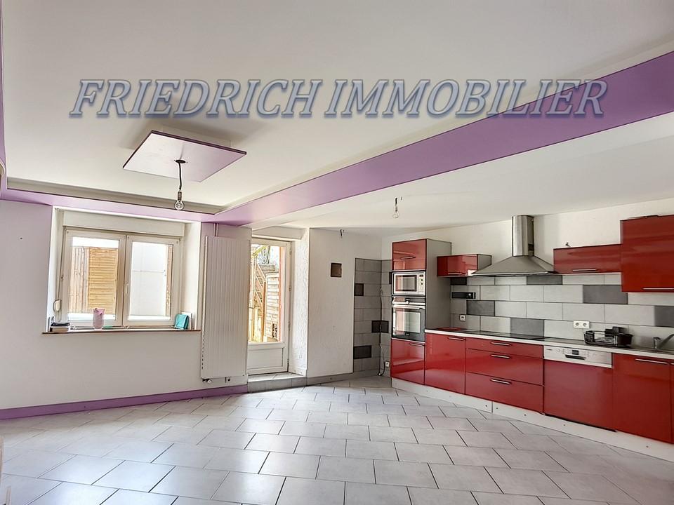 A vendre Maison LIGNY EN BARROIS 136.86m² 5 piéces