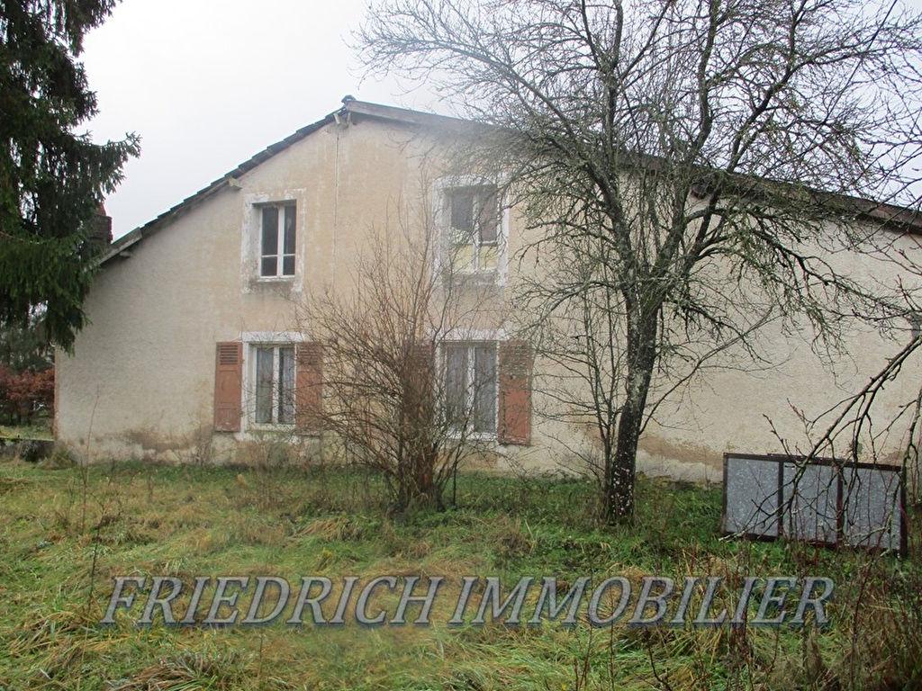 A vendre Maison COUSANCES AUX BOIS 112m² 39.000 4 piéces