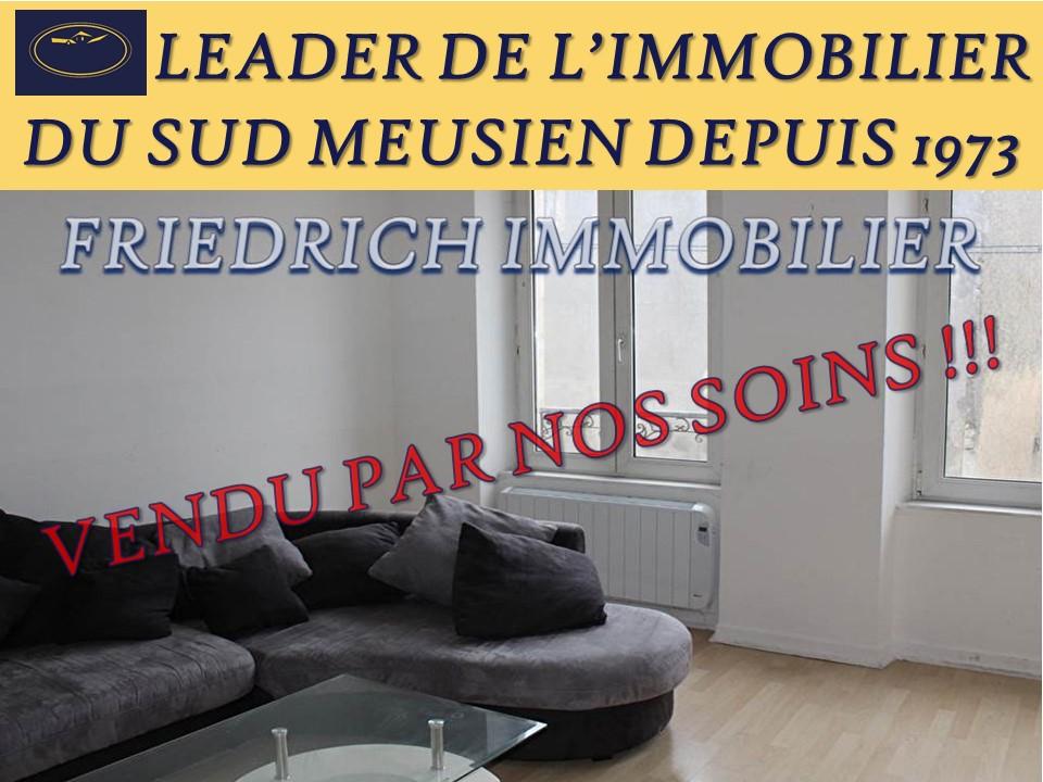 A vendre Appartement SAINT MIHIEL 23.000 3 piéces