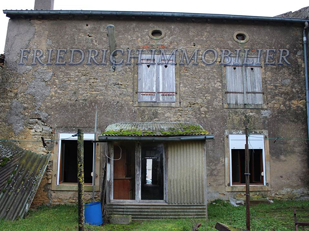 A vendre Maison BENEY EN WOEVRE 90m² 30.000