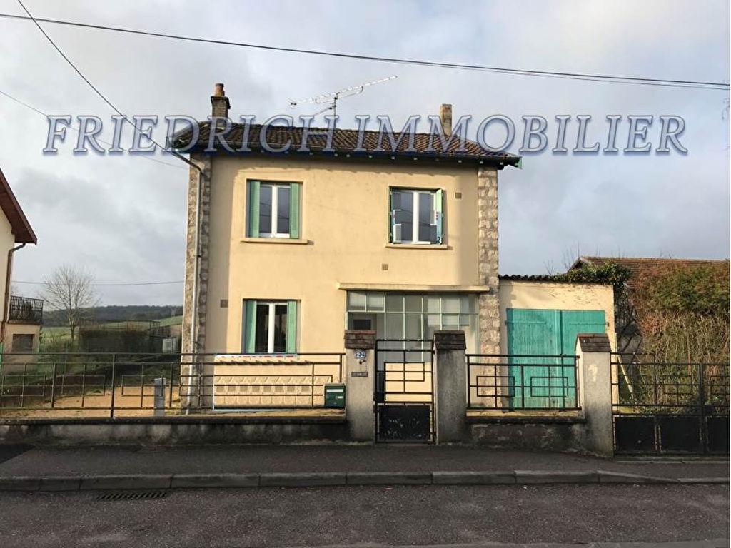 Maison de village indépendante - Axe COMMERCY/ST MIHIEL