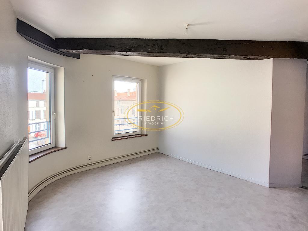A louer Appartement SAINT MIHIEL 64m² 370 3 piéces