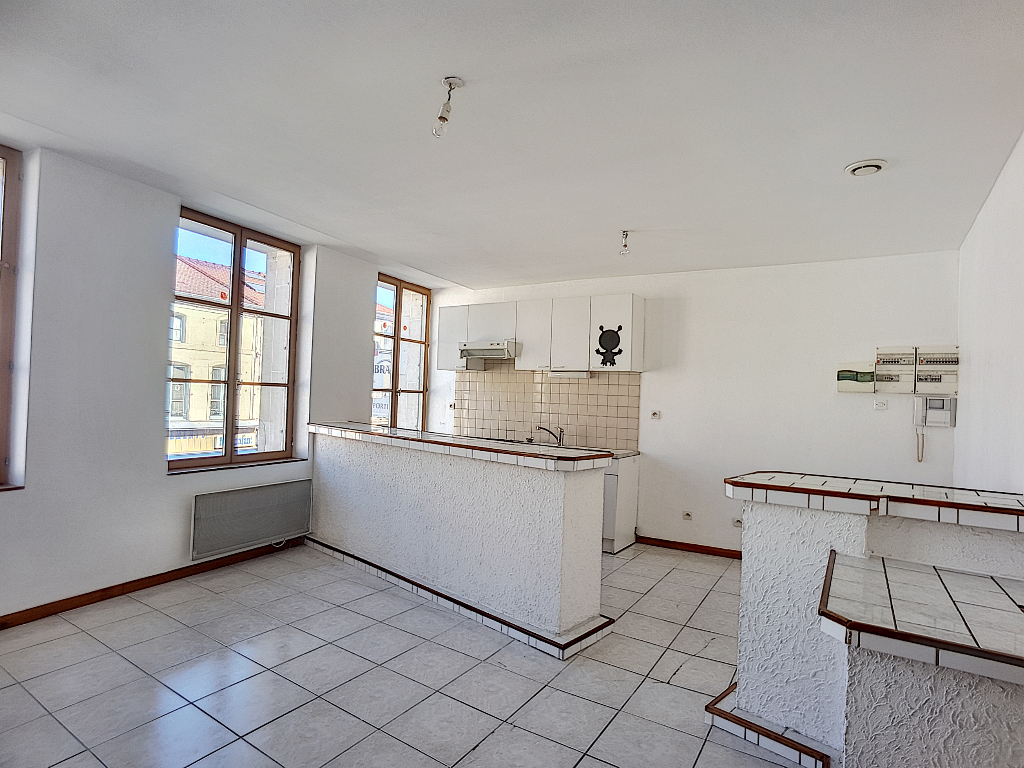 A louer Appartement LIGNY EN BARROIS 61m² 3 piéces