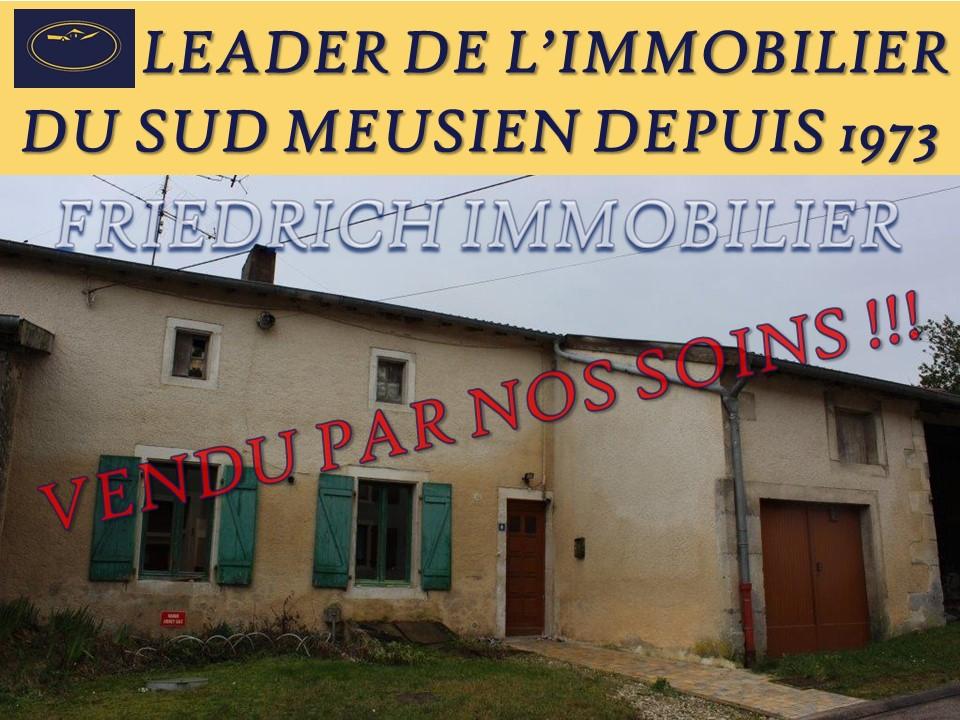 A vendre Maison BOUQUEMONT 4 piéces