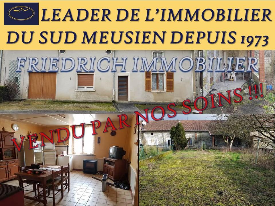 A vendre Maison DEMANGE AUX EAUX 114.23m²