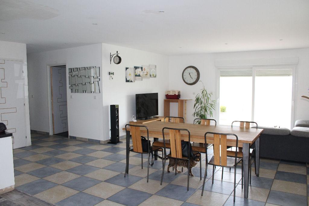 A vendre Maison SAMPIGNY 120m² 5 piéces