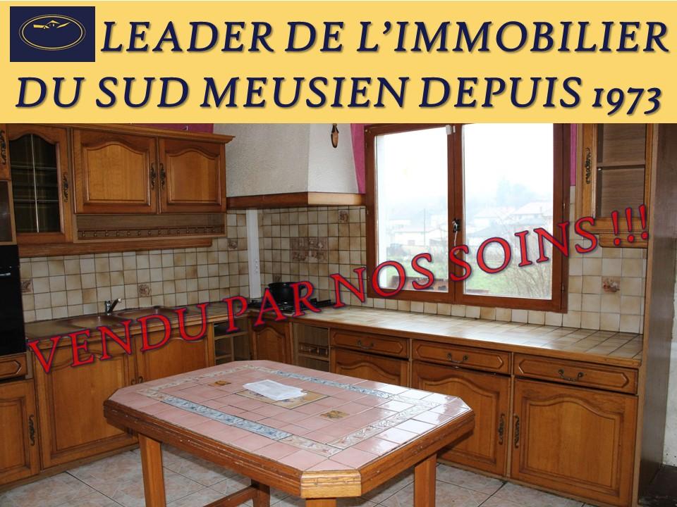 A vendre Maison SOMMEDIEUE 135m² 7 piéces
