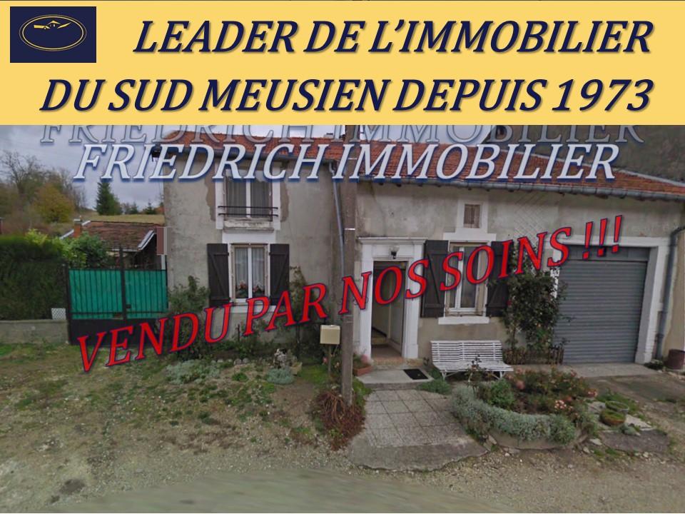 A vendre Maison RAMBLUZIN ET BENOITE VAUX 39.500
