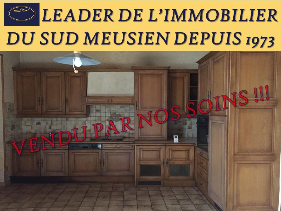 A vendre Maison SAINT MIHIEL 215m² 120.000 8 piéces