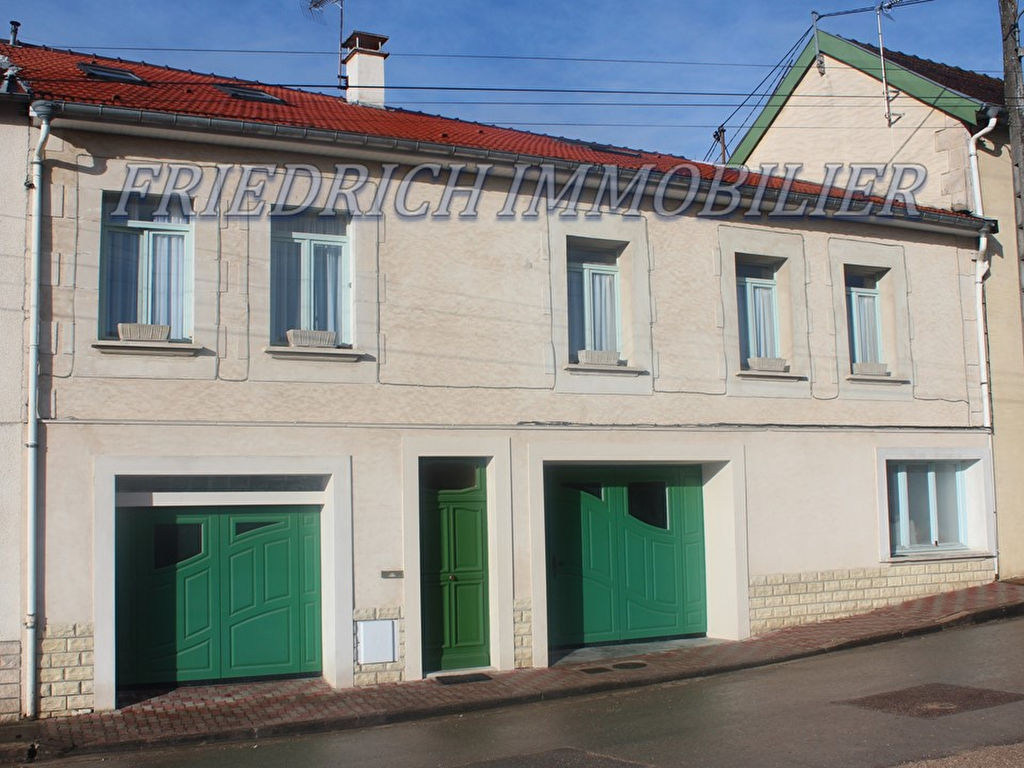 A vendre Maison LIGNY EN BARROIS 195.000 8 piéces