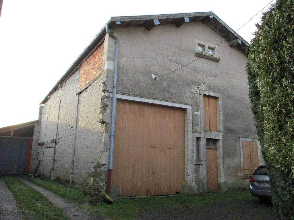 A vendre Maison de village ST AUBIN SUR AIRE 140m² 5 piéces
