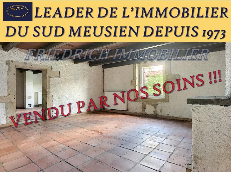 A vendre Maison BUXIERES SOUS LES COTES 129m² 51.000