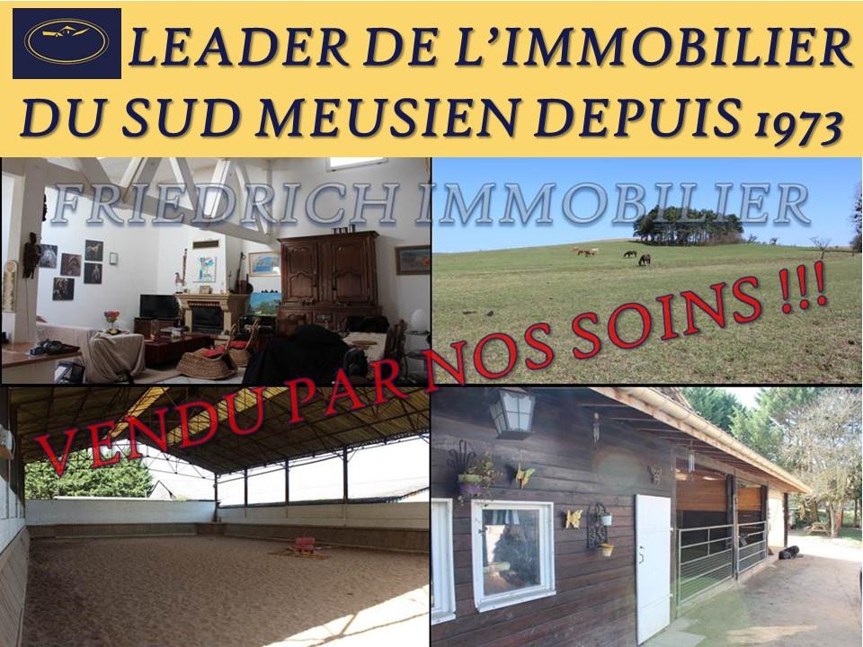 BELLE PROPRIÉTÉ EQUESTRE - Région TOUL