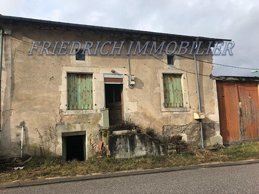 A vendre Maison FRESNES AU MONT 95m² 20.000 4 piéces