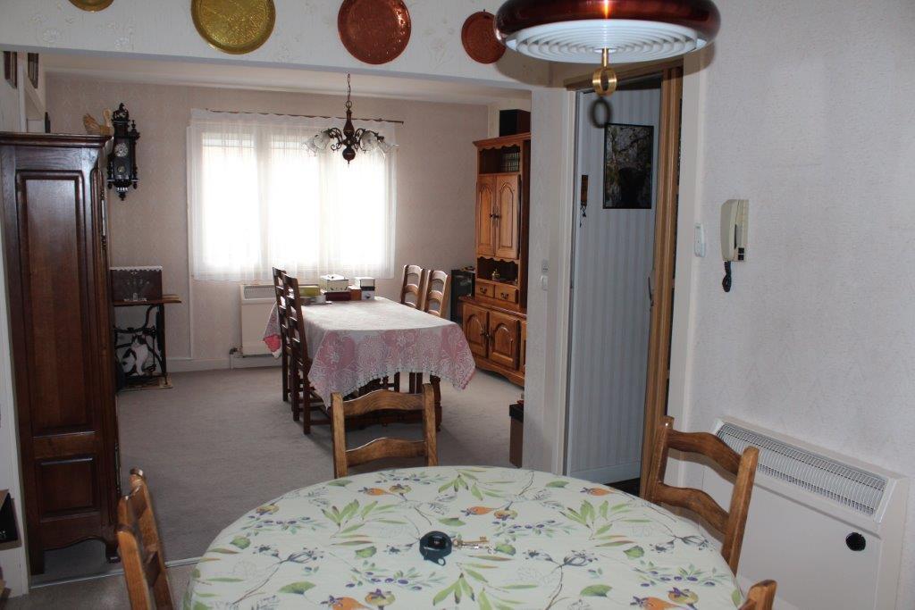A vendre Appartement LIGNY EN BARROIS 73m² 4 piéces